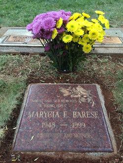 Marycia <I>Porambo</I> Barese