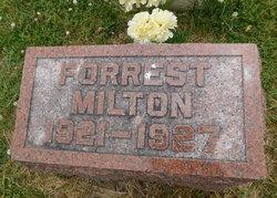 Forrest Milton McCauley