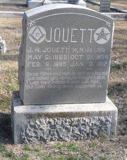 Mary Martha <I>Oglesby</I> Jouett