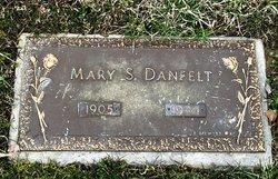 Mary Susan <I>Kemp</I> Danfelt
