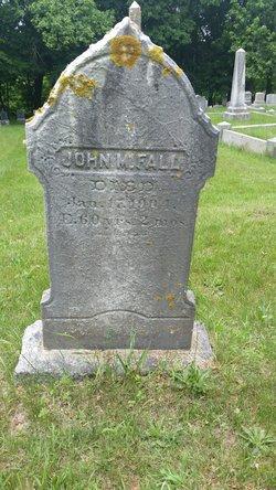 John M Fall
