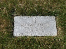 William J Curtin