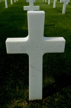 PFC Lawrence S Cailler