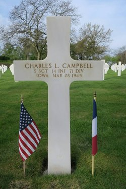SSgt Charles Lee Campbell
