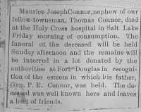 Maurice Joseph Connor
