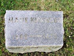 """Matie """"Mattie"""" Kirkwood"""