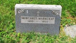 Margaret <I>Coleman</I> Markgraf