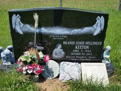 Brandi Leigh <I>Dellinger</I> Keeton