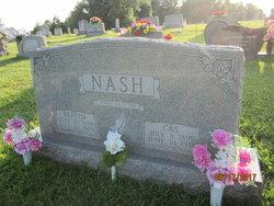 Bertha <I>Woosley</I> Nash