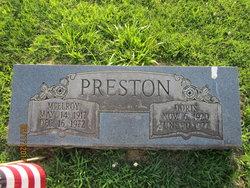 Doris <I>Skidmore</I> Preston
