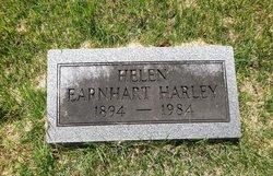 Helen <I>Earnhart</I> Harley