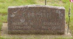 Martha Marie <I>Kramer</I> Gergish