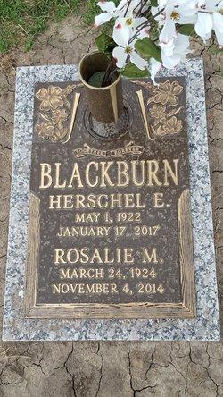 Herschel E. Blackburn