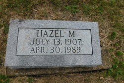 Hazel Marie <I>Hoffman</I> Langley