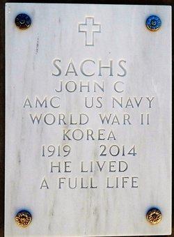 John Charles Sachs