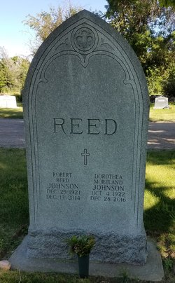 Dr R. Reed Johnson