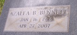 Azalea <I>Beverly</I> Bennett