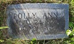 Polly Ann <I>Crawford</I> Baker