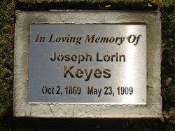 Joseph Lorin Keyes
