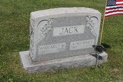 "Margaret ""Maggie"" <I>McGarvey</I> Jack"