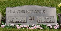 Myrtle Irene <I>Bork</I> Christensen