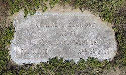 Claire Yvonne <I>Beaudry</I> LaMontagne