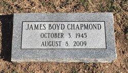 James Boyd Chapmond