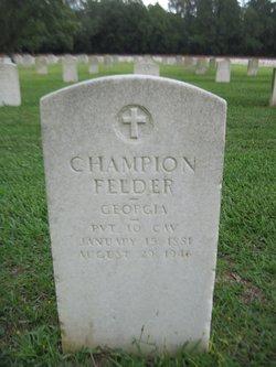 Champion Felder
