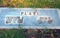 Clinton J. Platt