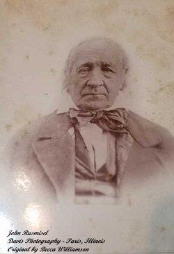 John Rusmisel