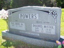 Mary Deloris <I>McCool</I> Powers