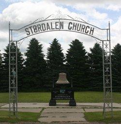 Stjordalen Cemetery