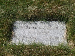Michael Anthony Cooper