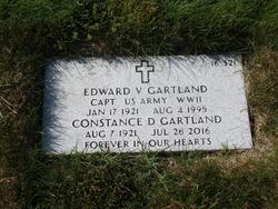 Edward V Gartland, Jr