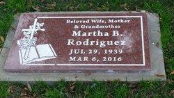 Martha B Rodriguez