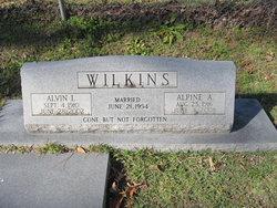 Alpine A Wilkins