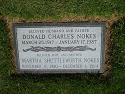Donald Charles Nokes