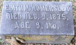 Edith M. Womersley