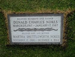Martha Shuttleworth Nokes