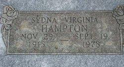 Sydna Virginia Hampton