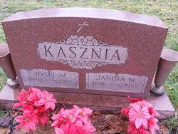 Janina M. <I>Traszkowski</I> Kasznia
