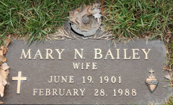 Mary N. Bailey