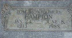 Tom Montgomery Hampton