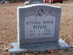Russell Wayne Royal