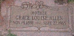 Grace Louise Allen