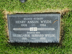 Hildegarde Howard Wylde