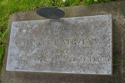 Charles V. Stevens