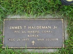 James T Haldeman, Jr