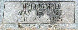 William D. Hoskins