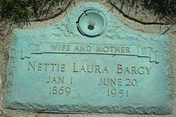 Nettie Laura <I>Heaviland</I> Bargy